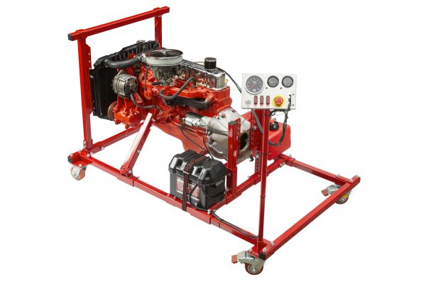 Engine Test Stand by Hugh Murray & Son. Test, run and display any engine!