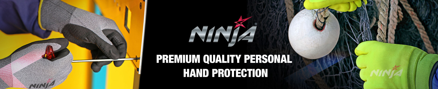 Top quality PPE by Ninja!